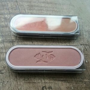 Mary Kay Winter Rose and Island Spice Blushes